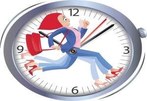 زمان را در ساعت زندانی نکنیم