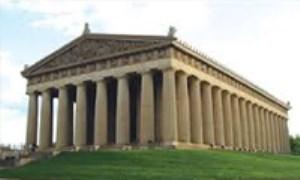 غارت آثار باستانی معبد پارتنون توسط لرد الگین اسکاتلندی
