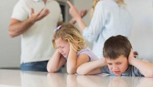اثر طلاق بر فرزند