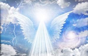 فرشتگان موجودات نا محسوس