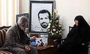 گفتوگوی خواندنی با مادر و همسر شهید احمدی روشن