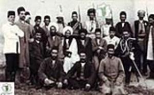 آذری ها و جنبش های ملی
