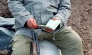 عاشق کتاب و کتاب خواني