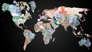 توزیع قدرت جهانی