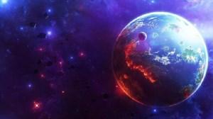 جهان هستی حادث و قدیم