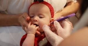 نکات مهم به هنگام سوراخ کردن گوش نوزاد