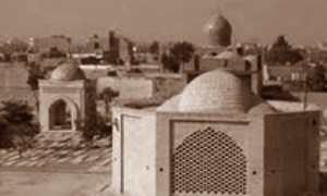 بررسی ظرفیت های گردشگری تخت فولاد اصفهان (3)