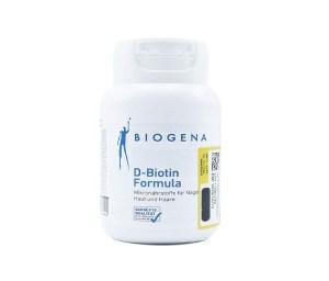آشنایی با ویتامین بیوتین