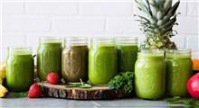 معرفی آب سبزیجاتی که سبب لاغری شما میشوند