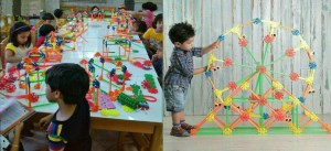 بچهها  سرشار از انرژی خلاق