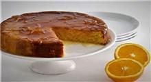 دستور پخت کیک پرتقال بدون آرد
