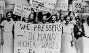 رشد جنبشهای مبارزه در راه حقوق زنان