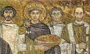 رستاخیز هنری در دورهی مسیحیت: معماری لاتین؛ معماری ملل مسیحی مشرق زمین