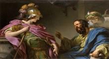 رویکرد افلاطون در رابطه با فن خطابه