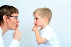 ارتباط سالم با کودکان