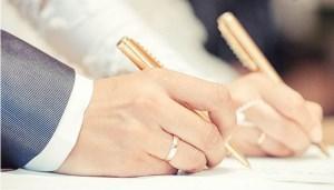 تعریف عام ازدواج