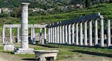 ویژگی اصلی و نظام هنری یونان
