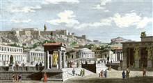 عناصر ترکیب در معماری یونان باستان