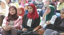 جایگاه زن در جوامع عربی