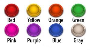 شخصیت شناسی از روی رنگ مورد علاقه