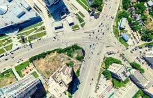 گسترش و توسعه بیرویه شهری