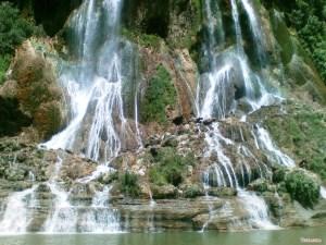 توضیحی جالب درباره چگونگی شکل گیری آبشارها
