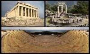 معماری باستانی یونان