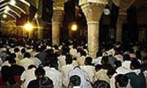 آثار حضور در مسجد