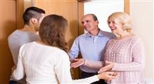نکاتی مهم در ارتباط با نحوه رفتار با خانواده همسر