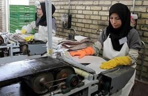 اشتغال زنان در ایران