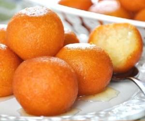 طرز تهیه غذای ملل گلاب جامون