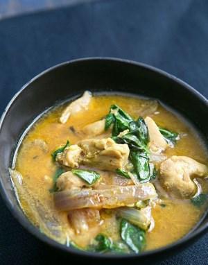 طرز تهیه غذا ملل سوپ مرغ مخصوص(هندی)