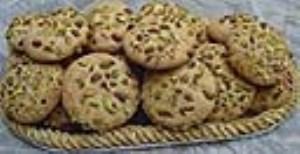 طرز تهیه غذای محلی شیرینی قرابیه تبریز( آذربایجانی)