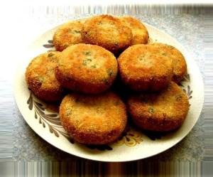 طرز تهیه غذای محلی کتلت ماهی اوزون برون (گیلانی)