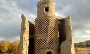 کبوترخانه ها یکی از جاذبه های گردشگری اصفهان