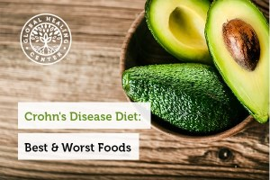 رژیم بیماری کرون: بهترین و بدترین غذاها