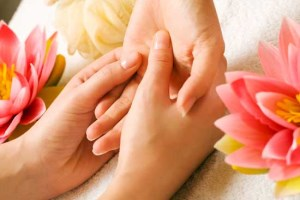 درمان سر درد با ماساژ
