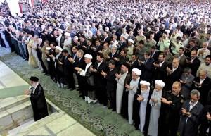درباره اهمیت نماز جمعه