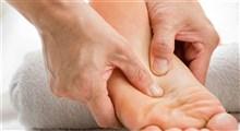 ماساژ دادن پاها چه فوایدی دارد؟