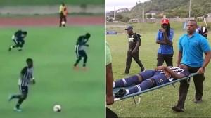ایمنی فوتبال: اقدامات احتیاطی برای جلوگیری از صدمات