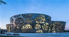 آشنایی با موزه گل رز در پکن