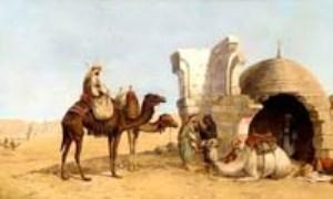 بازار نزد عرب جاهلی