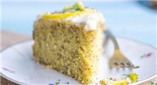 کیک لیمویی به شیوه مارتا استوارت