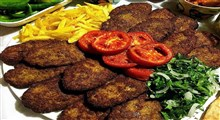 دستور پخت کتلت گوشت یا شامی کباب