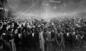 سرگذشت زبان فارسی در انقلاب مشروطیت