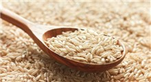 برنج قهوه ای و خواص آن