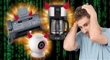 دستگاههای نمابر و قهوه جوشها – راههای غافلگیرکنندهی هک شدن از طریق آنها