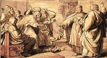 محاوره حضرت موسی علیه السلام و فرعون