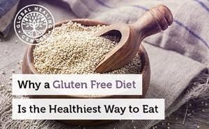 چرا یک رژیم غذایی بدون گلوتن، سالمترین راه برای غذا خوردن است؟