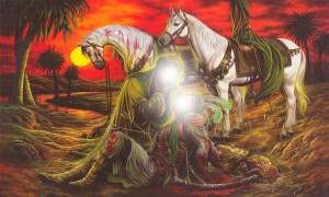 اتفاقات روز نهم محرم الحرام سال 61 هجری قمری